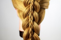 Двойная коса