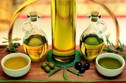 Маски на основе оливкового масла