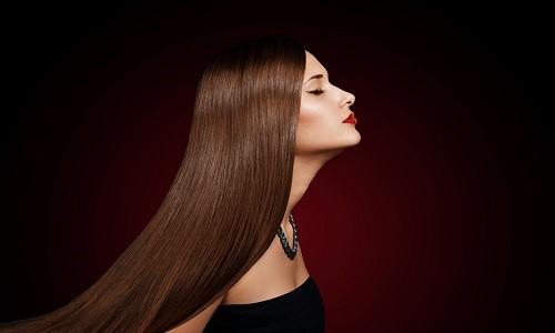 Щадящее окрашивание волос