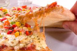 Жирная пища - причина появления перхоти
