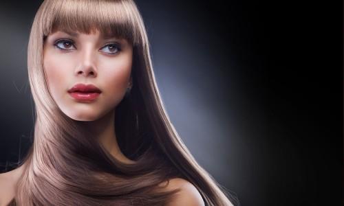 Идеально прямые волосы после кератина