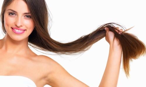 Здоровые волосы от использования персикового масла