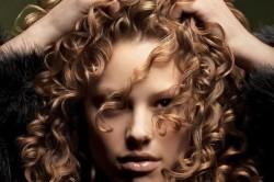 Американская химическая завивка волос