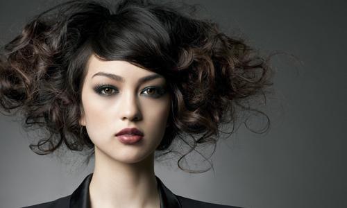 Карвинг для средних волос