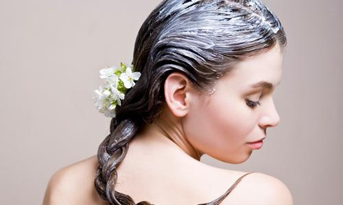 Маска с увлажнением для волос