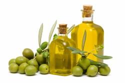 Оливковое масло для кончиков волос