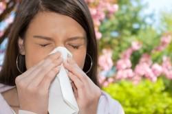 Аллергия - противопоказание к использованию пудры для волос