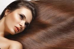 Чистые волосы после сухого шампуня