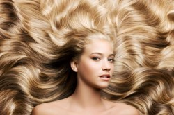 Здоровые волосы после сметаны