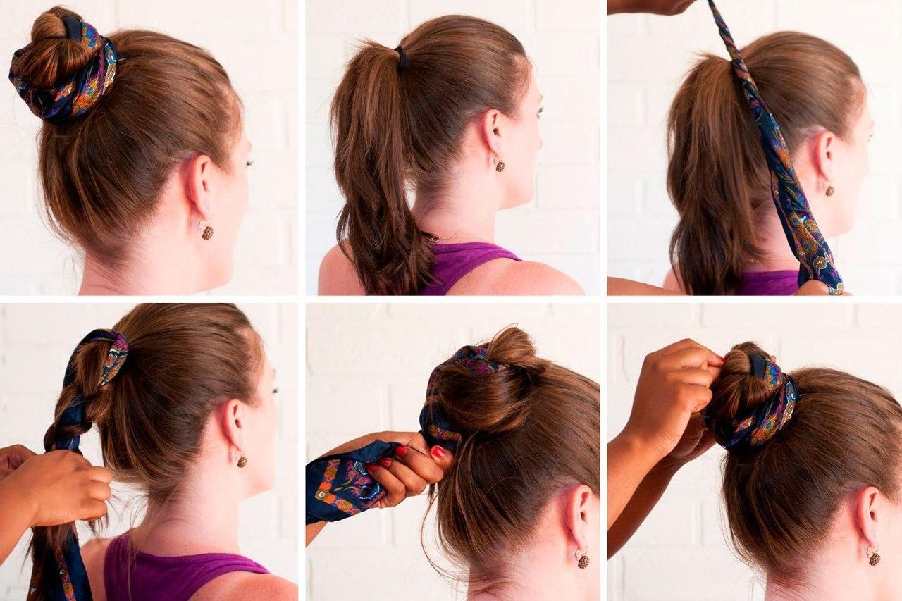 Как красиво сделать кудри на средние волосы фото 47