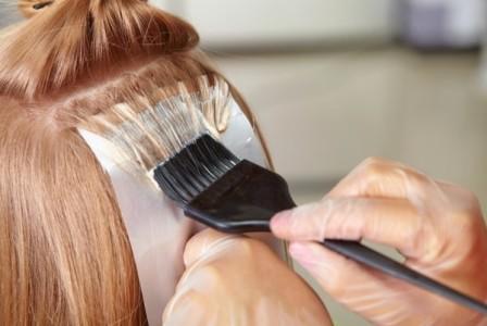 Мелирование волос техника выполнения видео