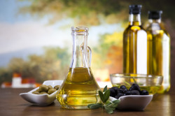 Оливковое масло для маски