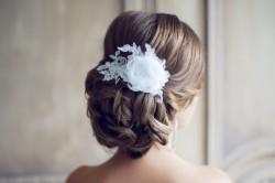 Прическа для подружки невесты