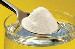 Пищевая сода для осветления волос