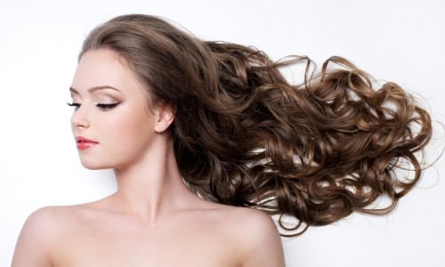 Стильная укладка волос стайлером