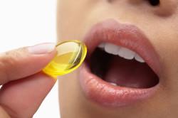 Прием витамина Е