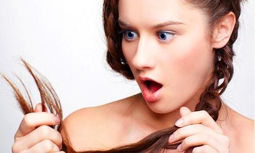 Проблема секущихся волос